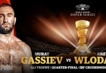 World Boxing Ftg Gassiev vs Krystof