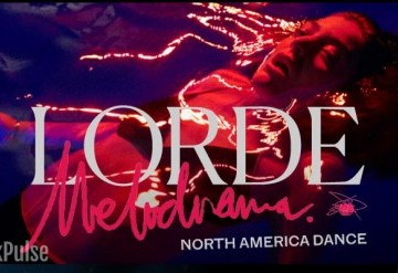 Lorde: Melodrama World Tour 2018