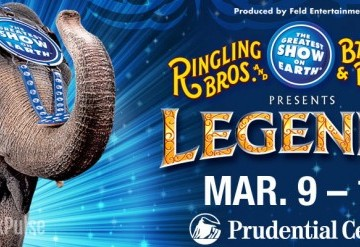 Ringling Brothers Circus: Legends