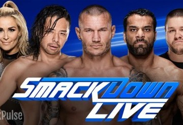 WWE Smackdown Live 2017