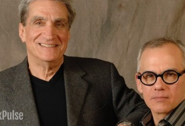 PoemJazz with Robert Pinsky & Laurence Hobgood