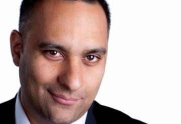 Russell Peters' Almost Famous World Tour