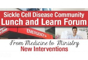 Sickle Cell Lunch & Learn Forum