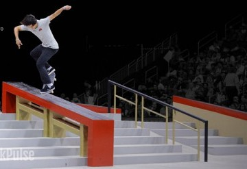 Street League Skateboarding World Tour 2015