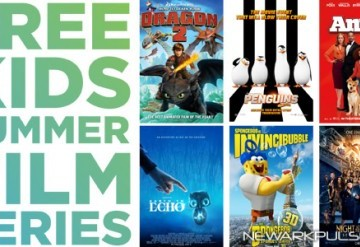 Free Kids Summer Film Series 2015 at CityPlex