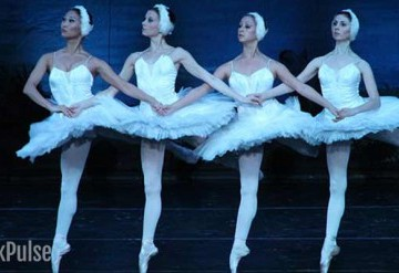 Swan Lake: Moscow Festival Ballet