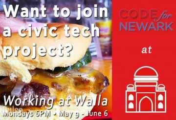 Code for Newark: Working at Walla