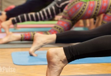 Free Lunchtime Yoga Fridays at All-Stars Project