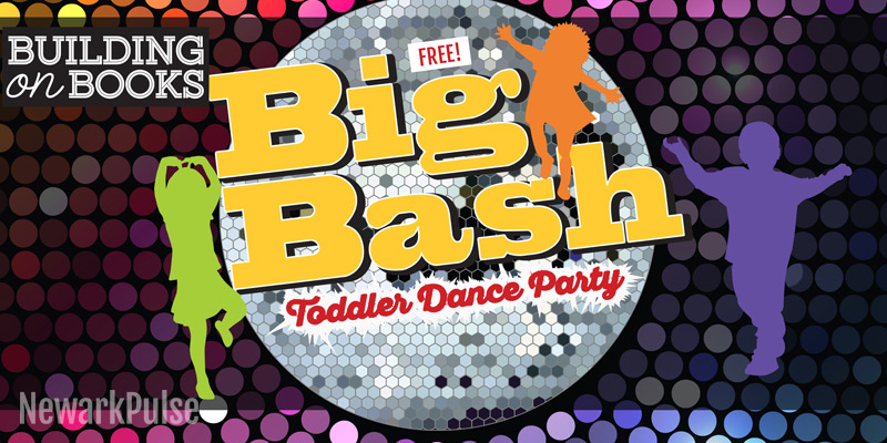 Big Bash Toddler Dance party