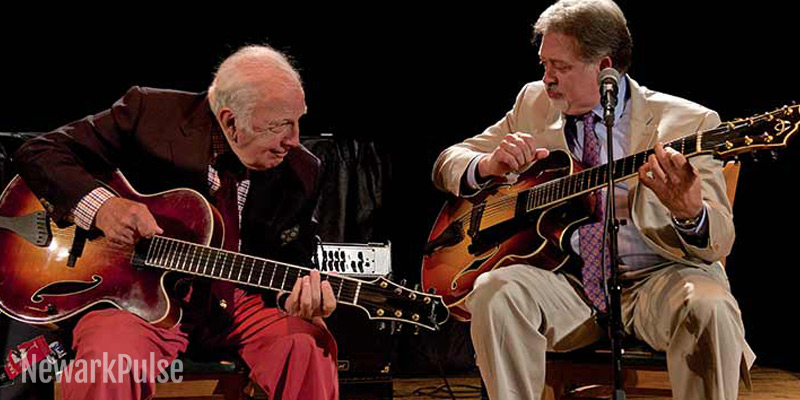 Dorthaan's Place: The Bucky Pizzarelli / Ed Laub Duo