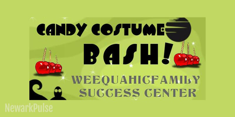 Candy Costume Bash 2017