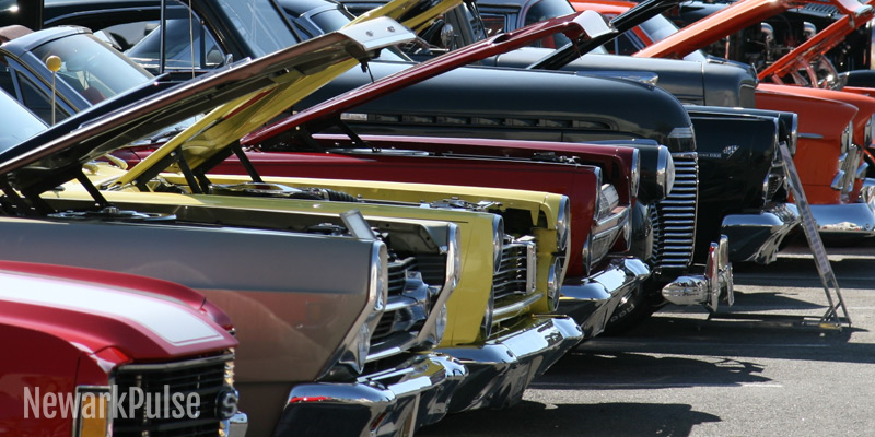 Mt Prospect Partnership Classic Car Show Newark Pulse Newark NJ - Car shows in nj