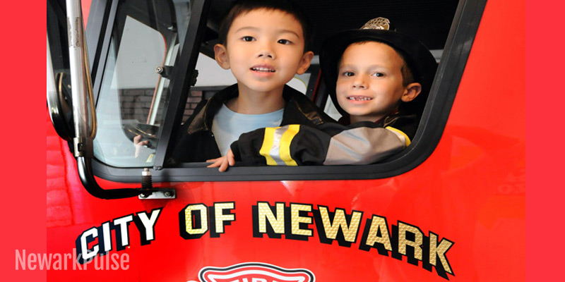 Newark Firehouse Open House