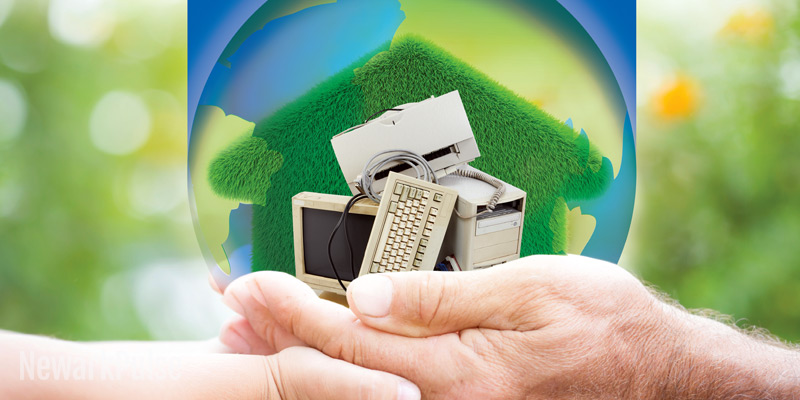 Electronic Waste Recycle Day in Weequahic
