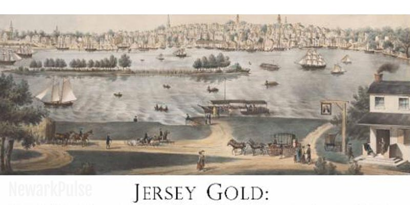 JERSEY GOLD: New Jersey and the 1849 California Gold Rush