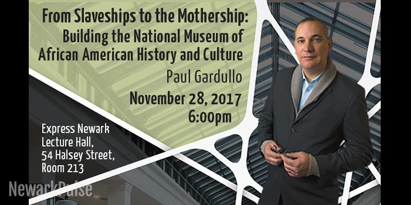 L+M Lecture Series: From Slaveships to Mothership