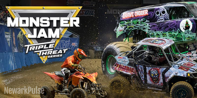 Monster Jam: Triple Threat Series