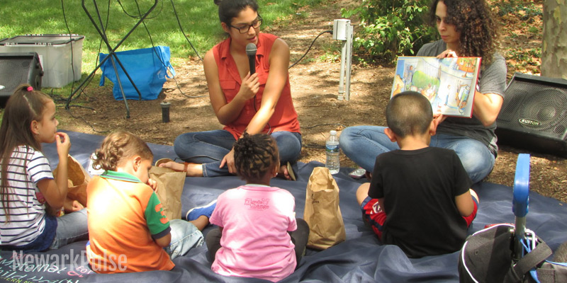 Children's Storytime with Partnership for Maternal and Child Health