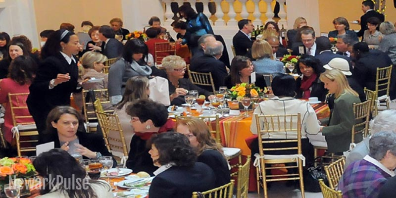 Annual Fall Luncheon at Newark Museum