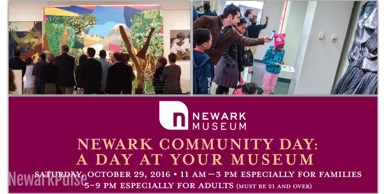 Newark Museum Community Day