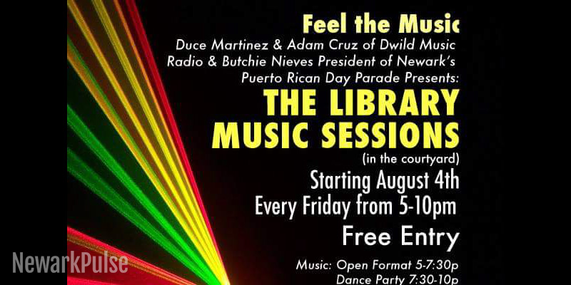 The Library Music Sessions