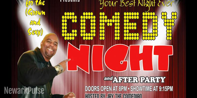 Comedy Night and After Party