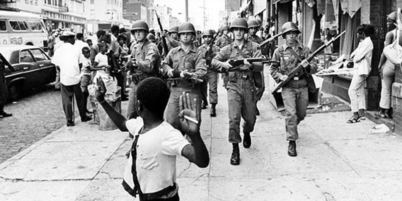 50th Anniversary of the 1967 Newark Rebellion