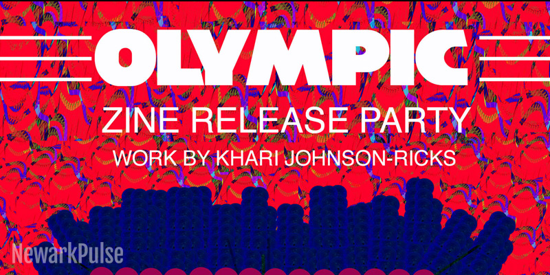 Olympic Zine Release Party