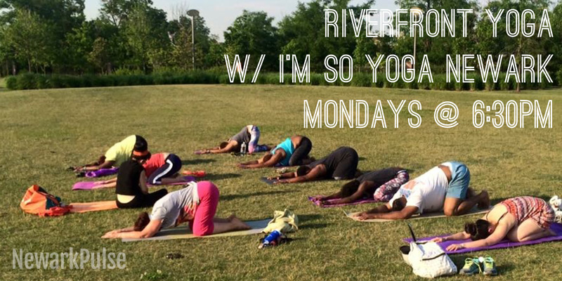 Yoga at Riverfront Park
