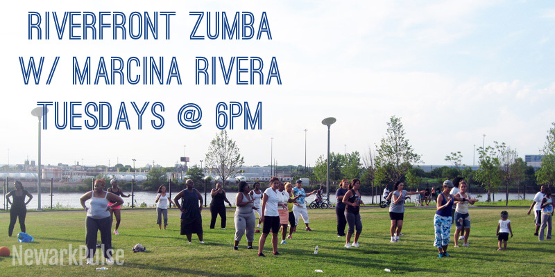 Zumba at Riverfront Park