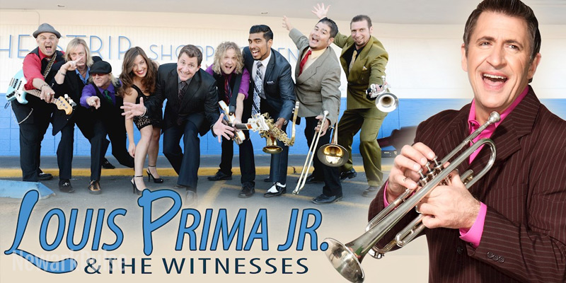 Sounds of the City 2017: Louis Prima, Jr. & The Witnesses