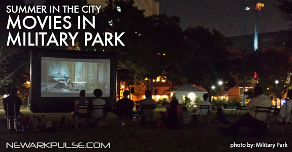 Summer 2017: Movies In Military Park