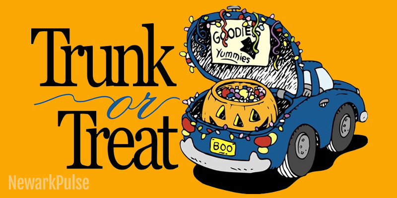 Trunk or Treat - Halloween 2016
