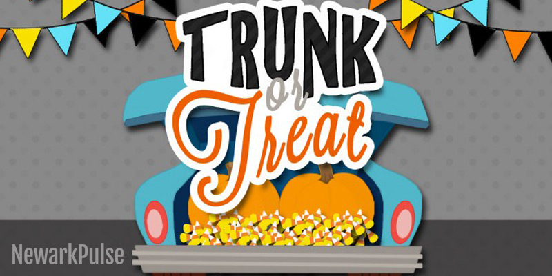 Trunk or Treating with Metropolitan Baptist
