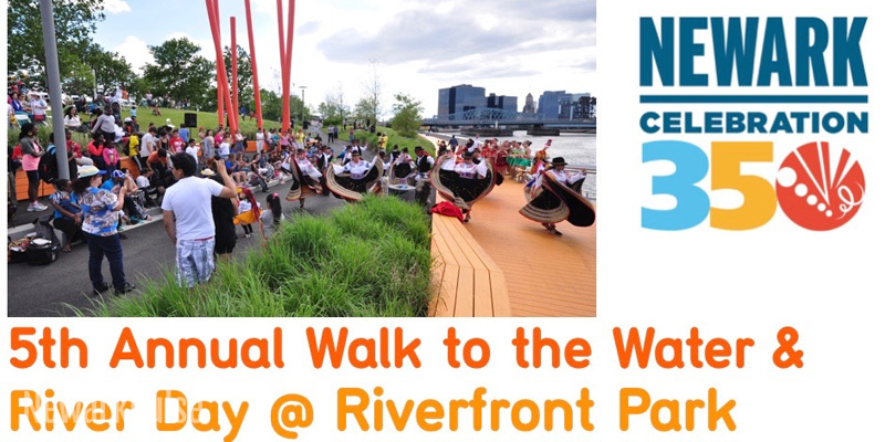 Walk to the River Day 2016
