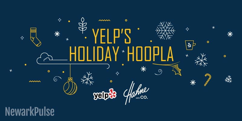 Yelp's Holiday Hoopla