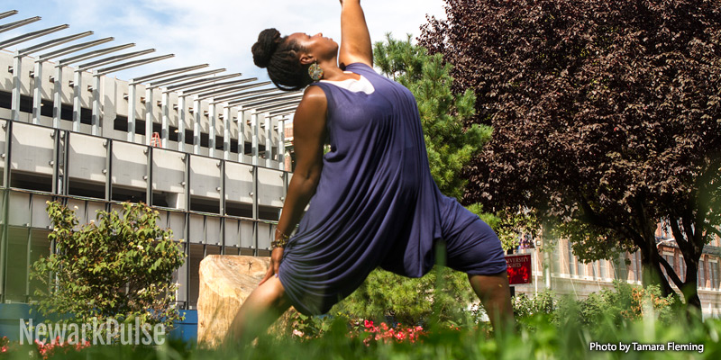 Sweet Peace Yoga with fayemi shakur