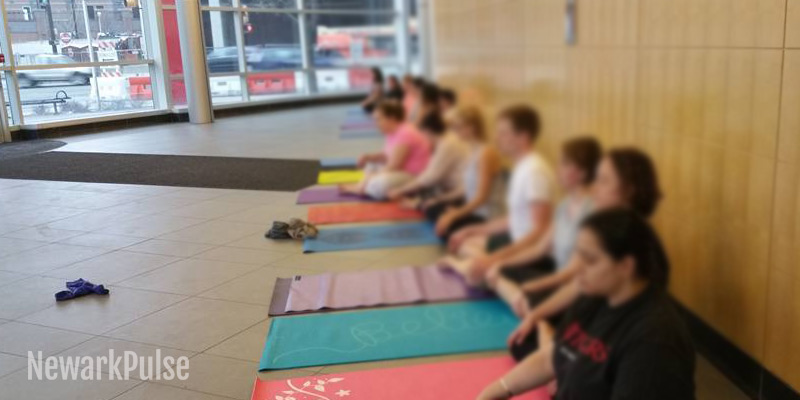 Free Yoga at TREC