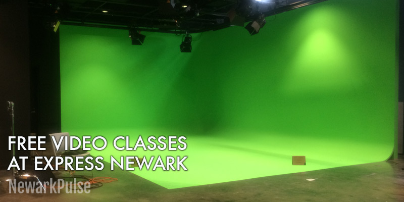 Free Community Video Classes at Express Newark
