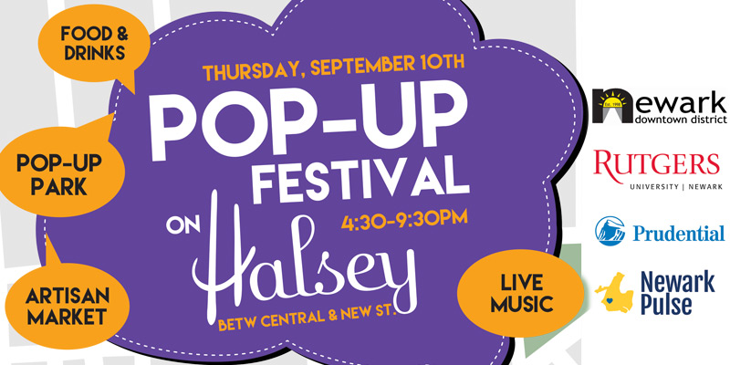 Pop-Up Festival on Halsey 2015