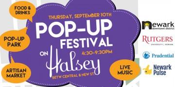 Pop-Up Festival on Halsey 2015