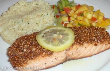 Food Porn: Romantic Salmon