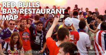 Red Bulls Bar & Restaurant Hop