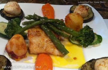 Food Porn: Seafood Delight