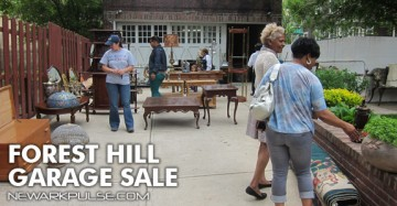 Forest Hill Garage Sale 2013