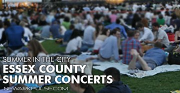 Summer 2013: Essex Park Concert Series