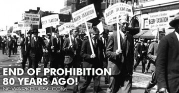 80 Years Since Repeal of Prohibition