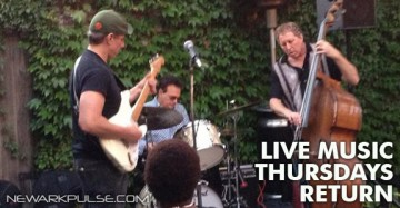 Live Music Thursdays at 27 Mix: 2014