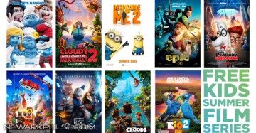 Summer 2014: Free Kids Summer Films
