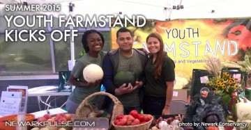 Summer 2015: Youth Farm Stands